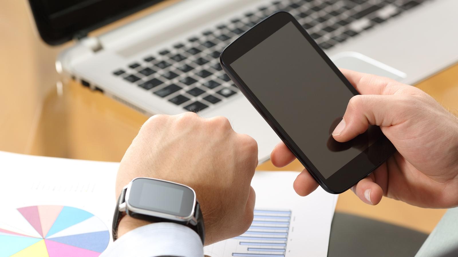 Google Smart Lock Smartphone entsperren