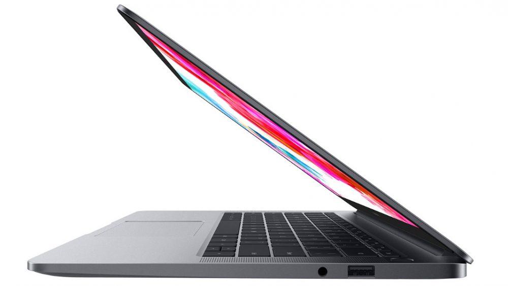 Huawei MateBook D Seitenansicht