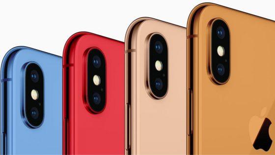 iPhone Fardvarianten