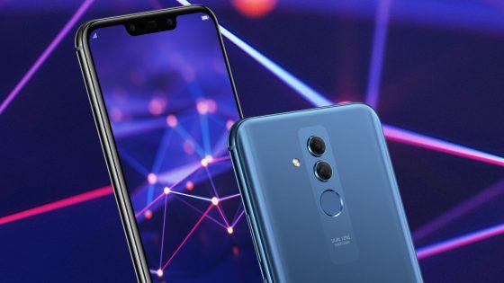 Huawei Mate 20 lite ist offiziell