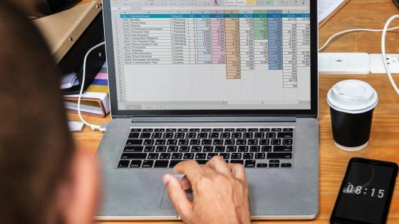 Excel-Tabelle erstellen Anleitung