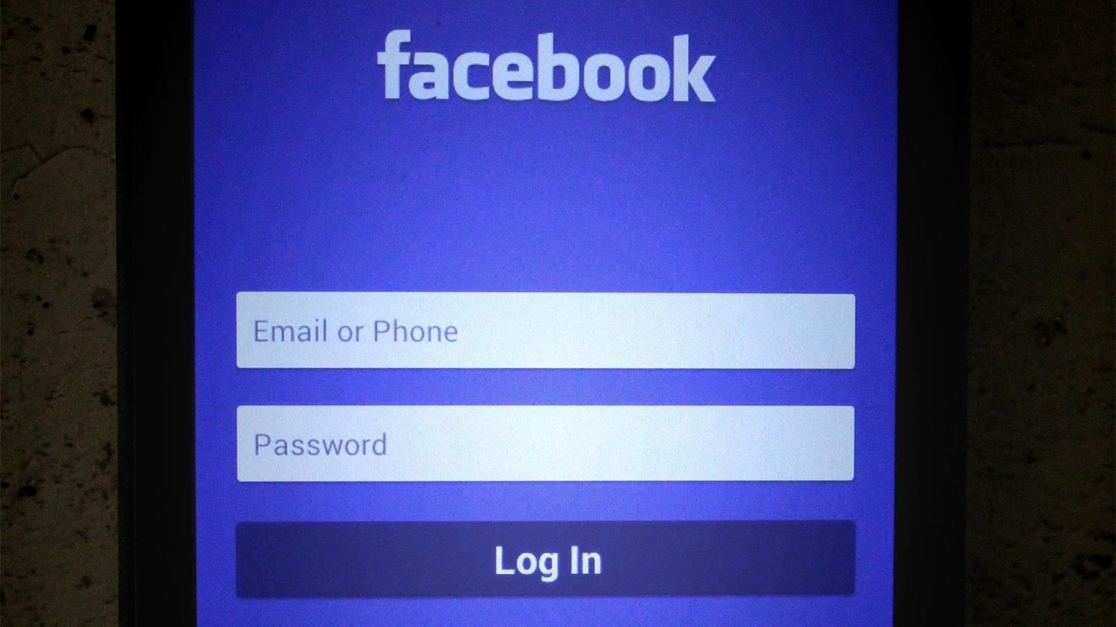Facebook Gehackt