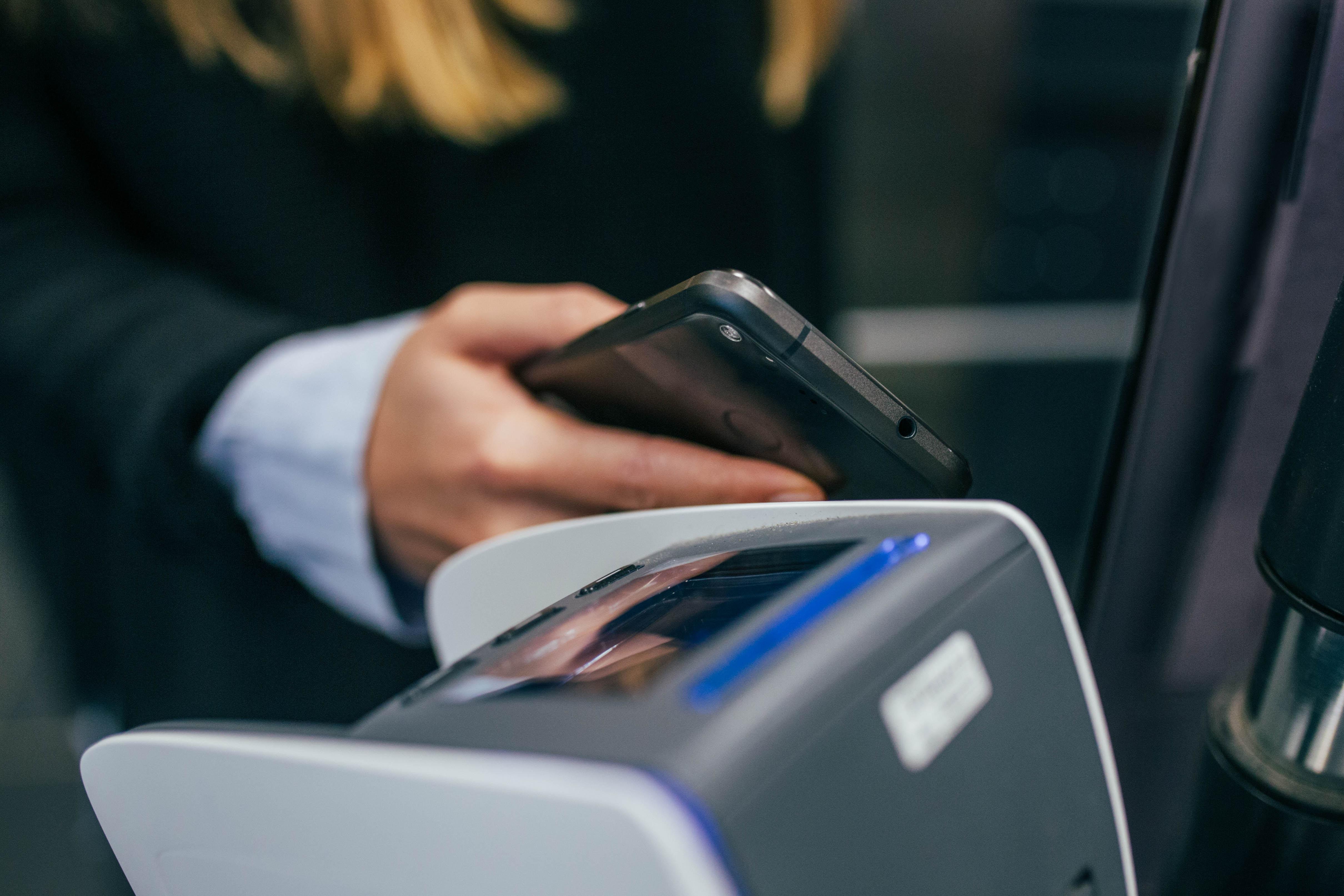 Bezahlen mit Smartphone und Google Pay