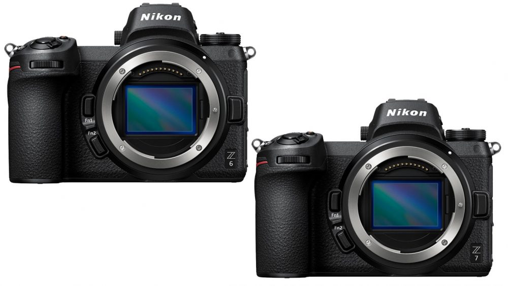 Nikon Z 6 und Nikon Z 7
