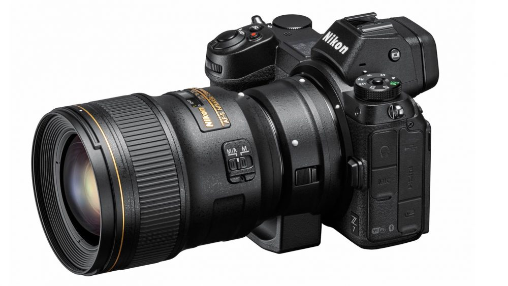 Nikon Z 7 mit Kit-Objektiv