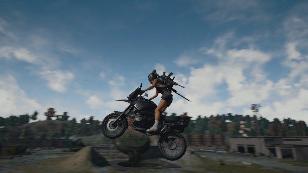 PUBG auf Xbox One