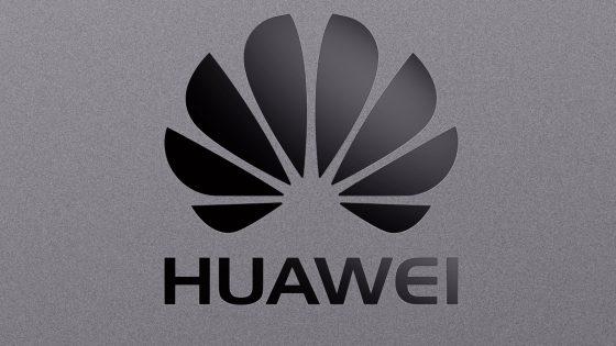 Huawei Logo auf MateBook