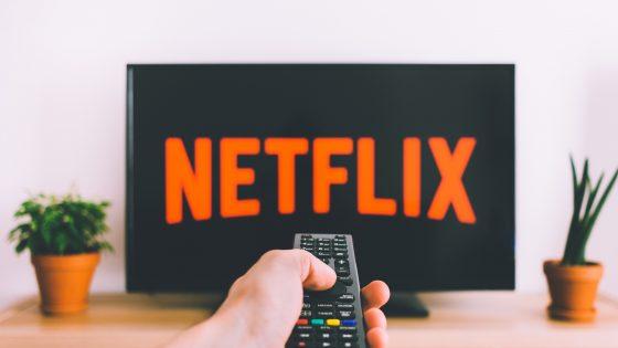 Netflix Stream auf Fernseher