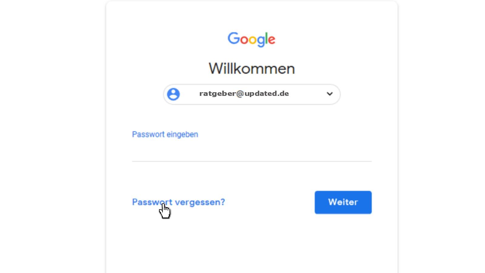 Google konto ohne handynummer erstellen | Microsoft