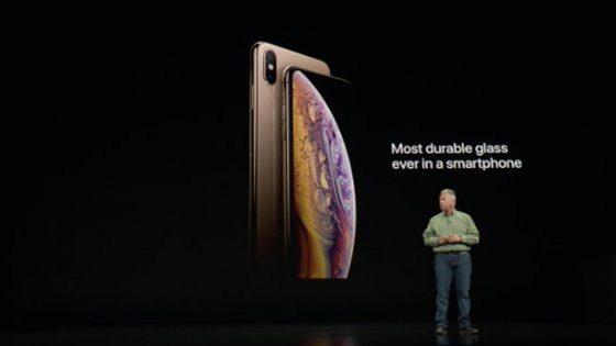 iPhone Xs vorgestellt
