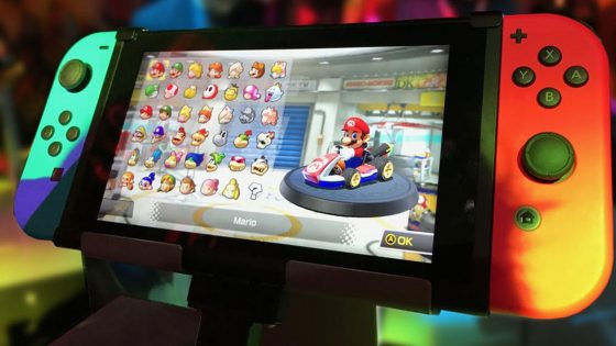 Mario auf Nintendo Switch