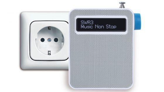 Blaupunkt: Neue Steckdosenradios für Internet und Co. gelauncht
