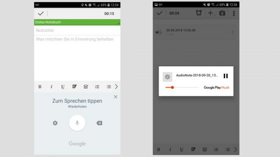 Diktiergerät Apps Für Android Und Ios Im überblick Updated