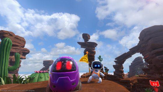 "Screenshot ""Astro Bot: Rescue Mission"""