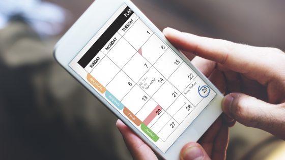 Familienplaner-App: Alle Termine auf dem Handy im Blick