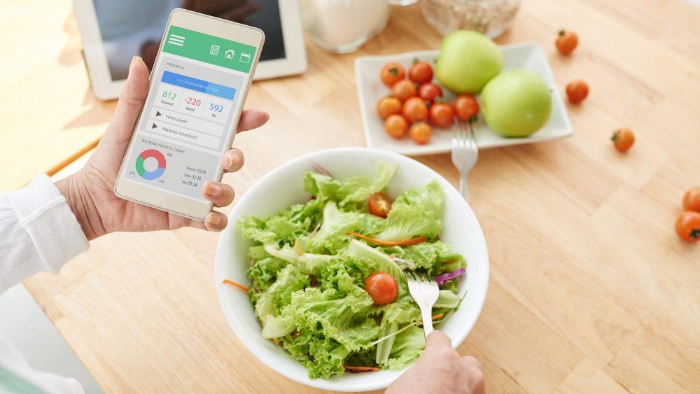 Kalorienzähler-App: Mit wenig Aufwand Kalorien überblicken