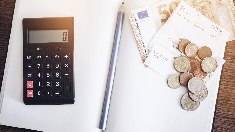 Haushaltsbuch-Apps machen es unnötig, die Ausgaben wie früher schriftlich festzuhalten