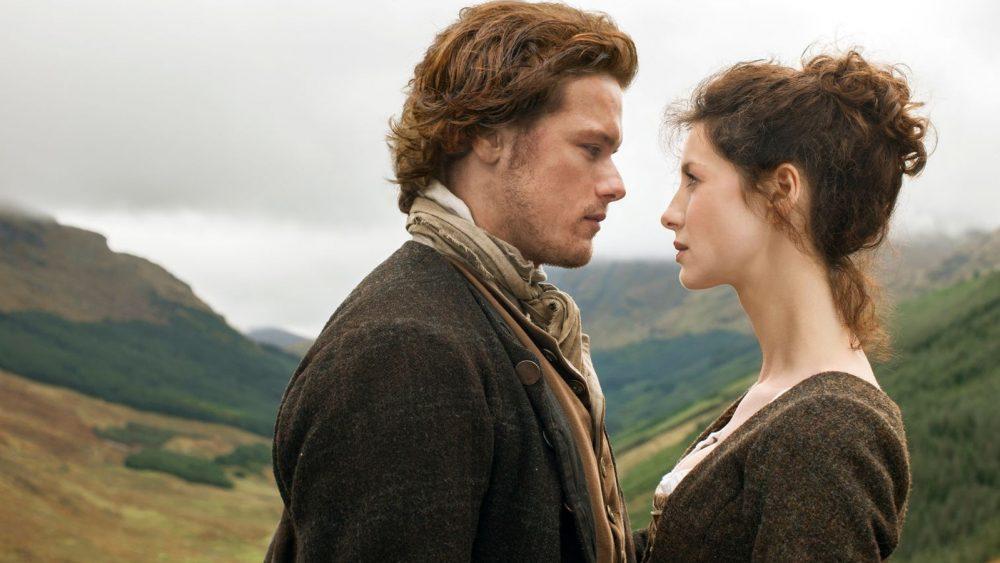 """Szene aus """"Outlander"""""""