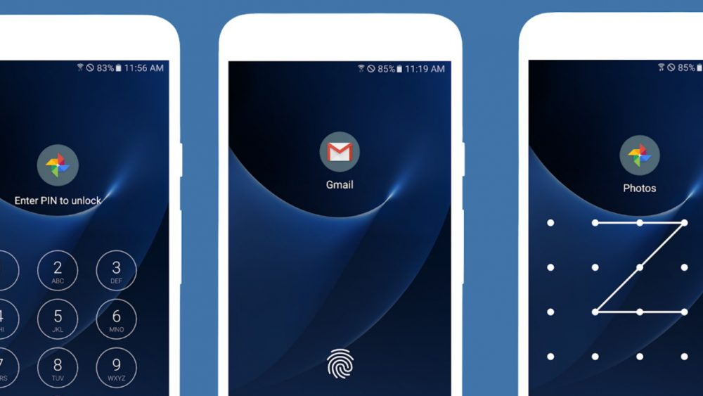 Schützen Smart AppLock Screenshots
