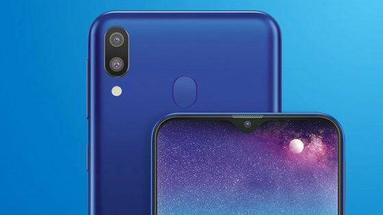 Samsung Galaxy M10 und M20 offiziell vorgestellt