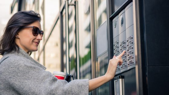 IP-Türsprechanlage lässt die Klingel smart werden