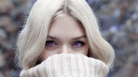 Haare und Augen mit Photoshop färben: Anleitung