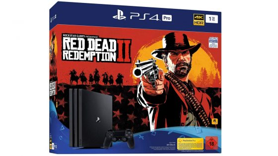 Playstation-Spiel: Red Dead Redemption II