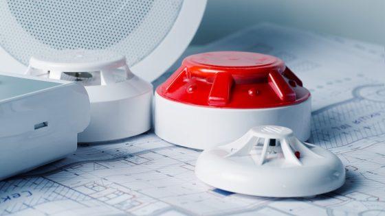 Smart-Home-Rauchmelder zu Hause einrichten