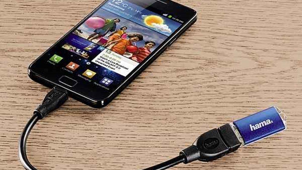 Smartphone über USB-OTG-Kabel mit Xbox-Controller verbinden