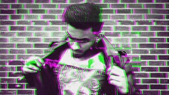 Glitch-Effekt mit Photoshop erstellen