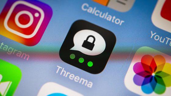 Threema-ID löschen und wiederherstellen