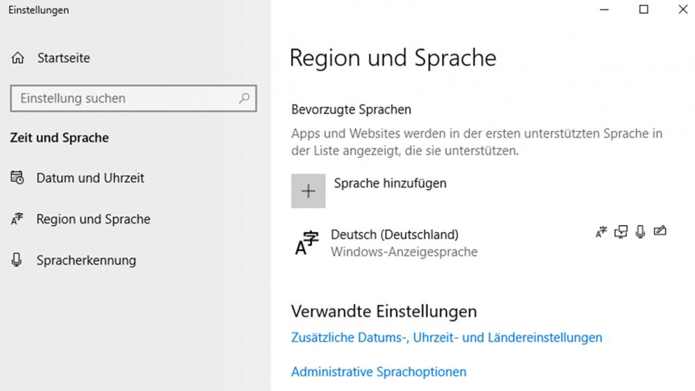 Windows 10 Von Englisch Auf Deutsch Umstellen - karinaansarun