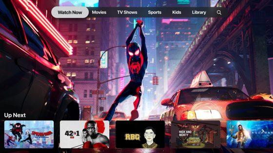 App Apple TV Plus