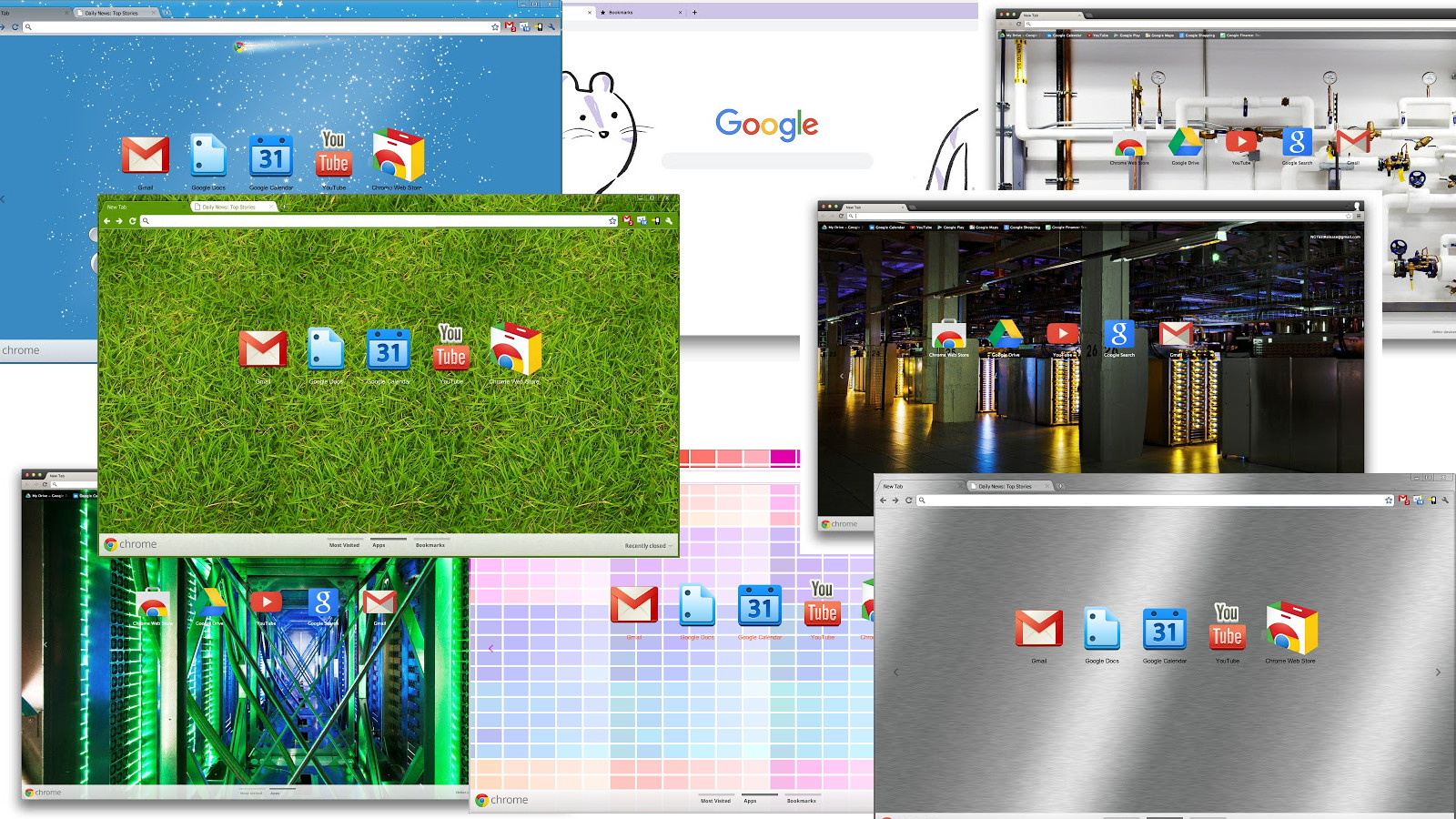 Google Chrome Design selbst erstellen: So geht's | UPDATED