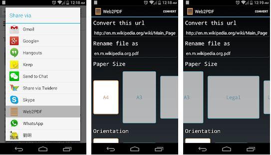 Mit Web2PDF Webseiten als PDF speichern