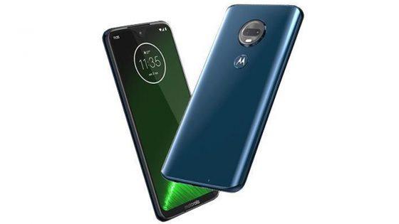Renderbild Motorola Moto E6