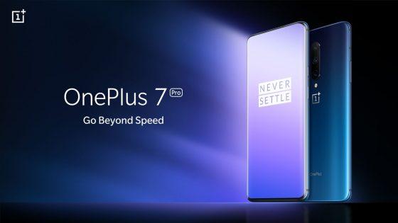 OnePlus 7 Pro Blau