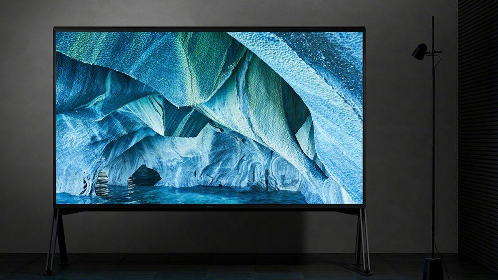 Sony 8K Fernseher