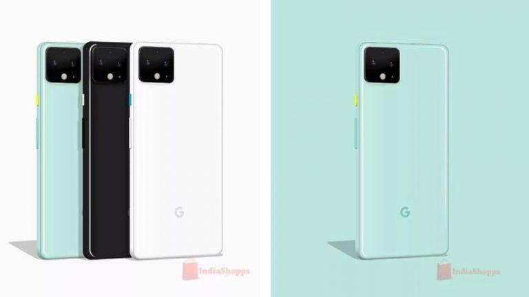 Google Pixel 4: Renderbilder zeigen neue Farbe