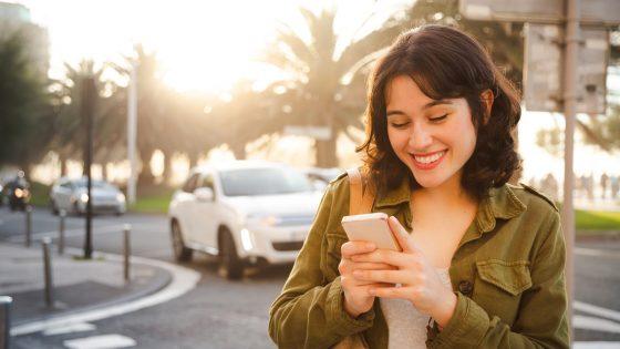 Sprachnotizen auf dem Smartphone