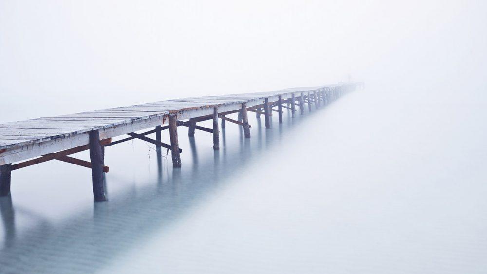 Weißabgleich im Nebel