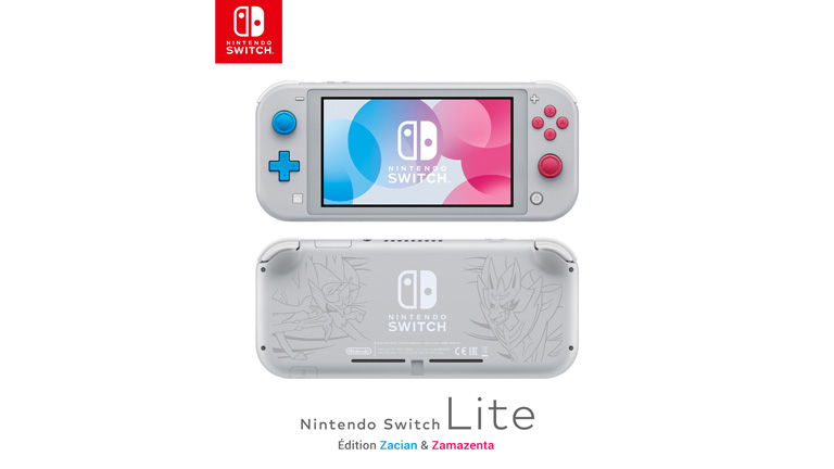 Nintendo Switch Lite: Handheld-Ableger vorgestellt