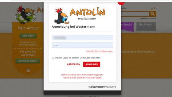 www.antolin.de mit lese punkten