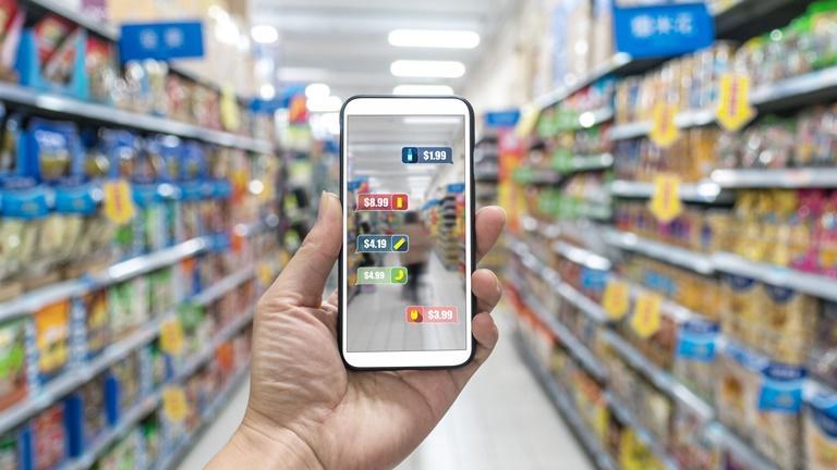 Augmented Reality ist ein Mix aus realer und digitaler Welt