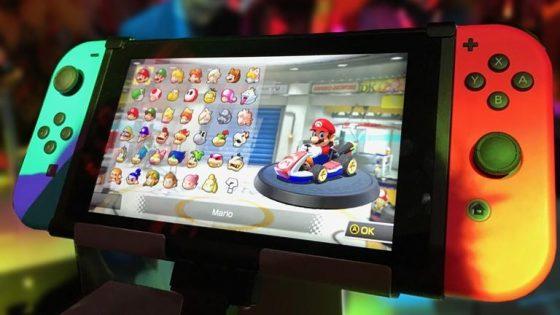 Mario Kart und Co. – Nintendo-Switch-Controller verbinden und laden