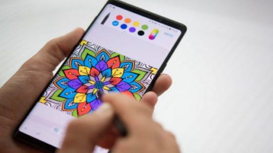 Samsung Galaxy Note9 Plus