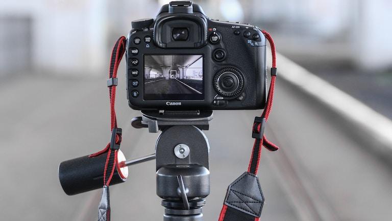 Wassertropfen fotografieren mit Stativ