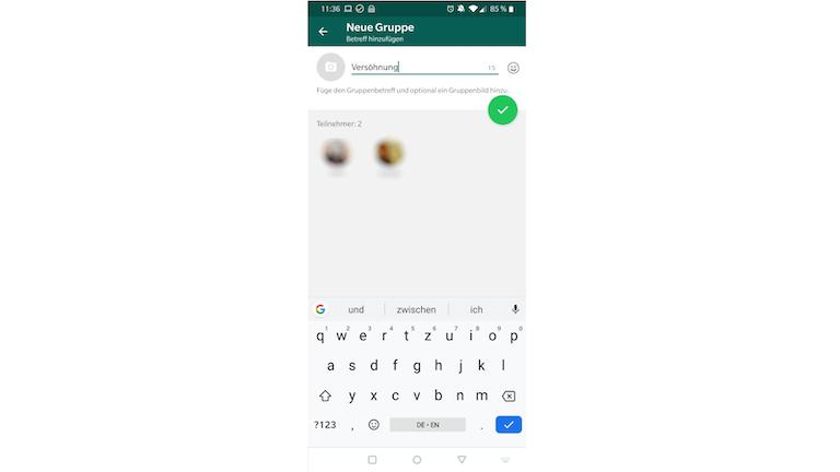 Blockierte später lesen nachrichten whatsapp WhatsApp blockieren