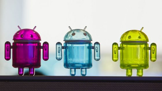 Android 10 Roboter