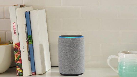 Amazon Echo Plus Lautsprecher